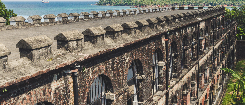 British prison (Shutterstock/diy13)
