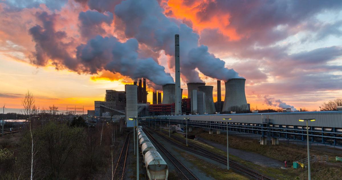 Carbon Emissions. Shutterstock