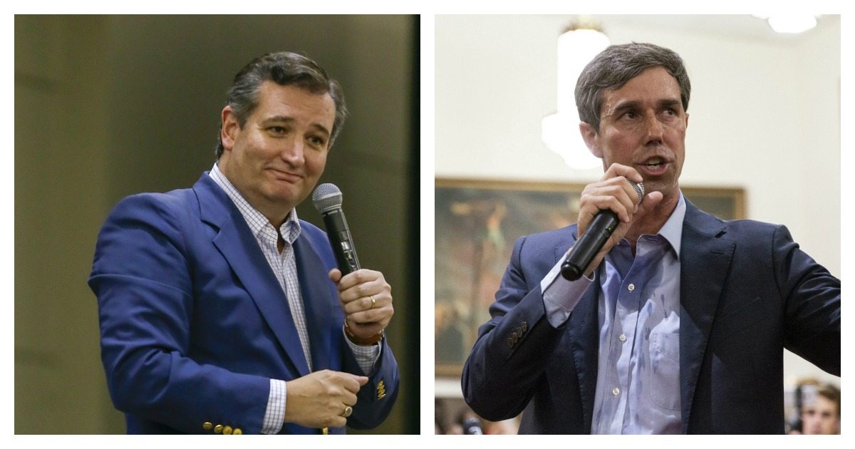 Ted Cruz Dispels Accusations He's Afraid Of Appearing On CNN With O'Rourke