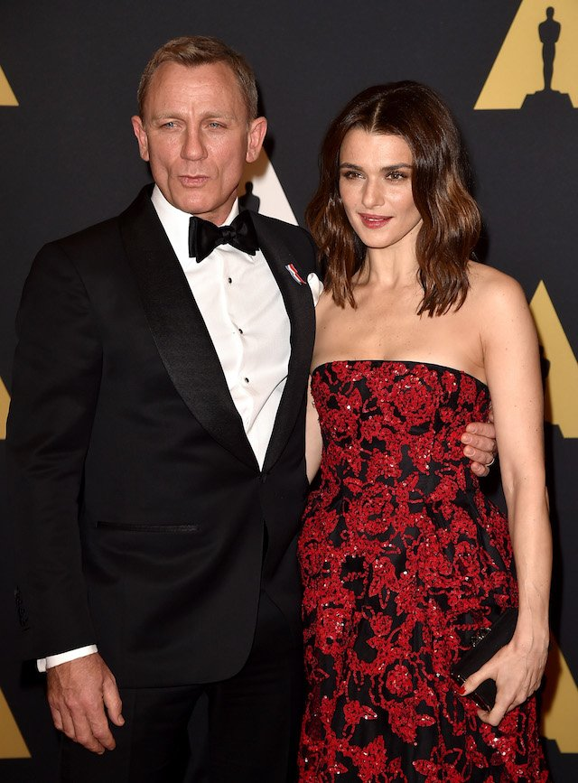 Daniel Craig attends the Academy of Motion Picture Arts and Sciences' 7th annual Governors Awards at The Ray Dolby Ballroom at Hollywood and Highland Center on November 14, 2015 in Hollywood, California. (Photo: Getty Images)