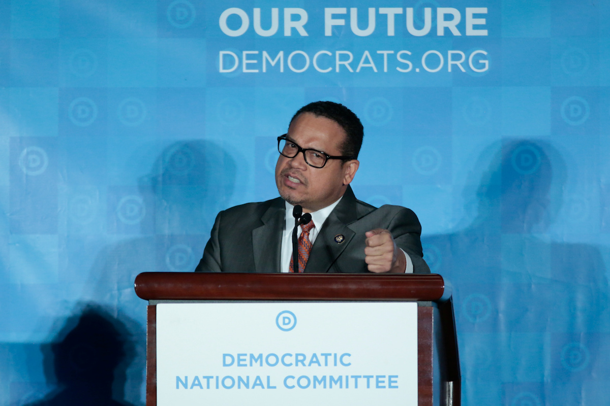 Keith Ellison Faces 12-Point Shift In Latest Poll | The ...