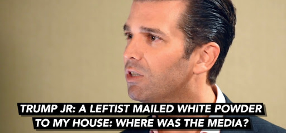 Don Jr. Opens Up About His Terror Attack/ The Daily Caller
