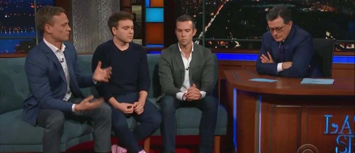 Former Obama Speechwriters Tells Stephen Colbert To Cool It With The Blue Wave Talk