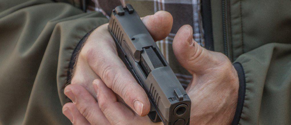 Gun Test: SIG P365