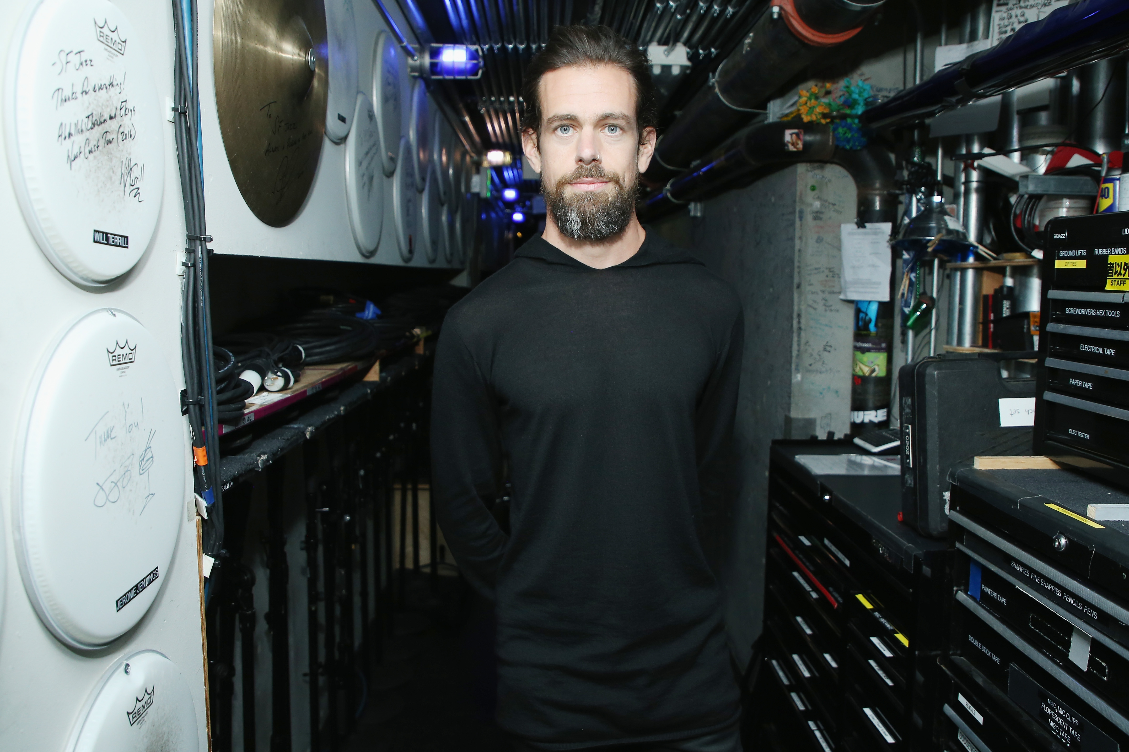 Jack Dorsey attends WIRED25 Summit: WIRED Celebrates 25th Anniversary With Tech Icons Of The Past & Future on October 15, 2018 in San Francisco, California. Phillip Faraone/Getty Images for WIRED25