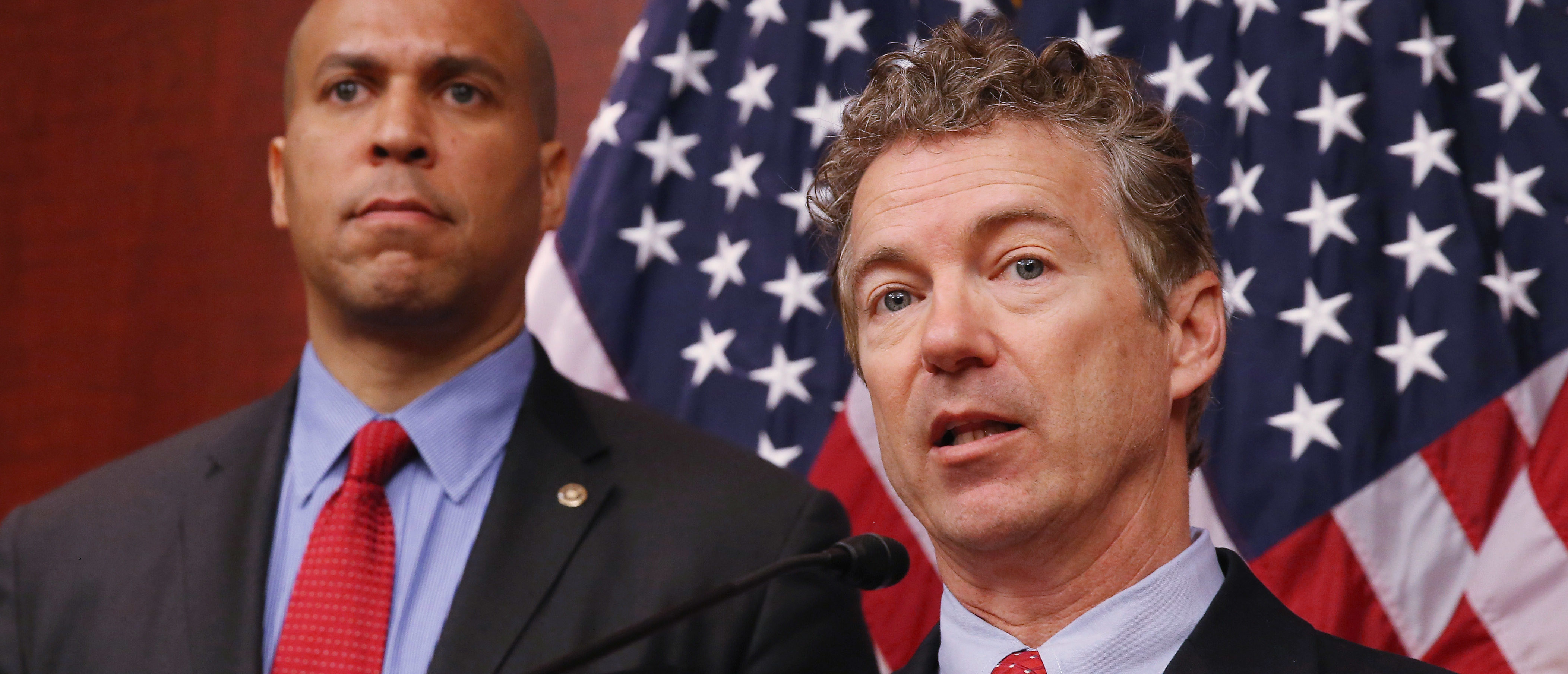 Rand Paul Calls Out Cory Booker's Rhetoric — 'Someone Is Going To Be Killed'