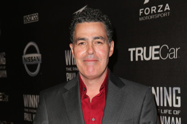 HOLLYWOOD, CA - APRIL 16: Actor/comedian Adam Carolla attends the charity screening of 'WINNING: The Racing Life Of Paul Newman' at the El Capitan Theatre on April 16, 2015 in Hollywood, California. (Photo by Imeh Akpanudosen/Getty Images)