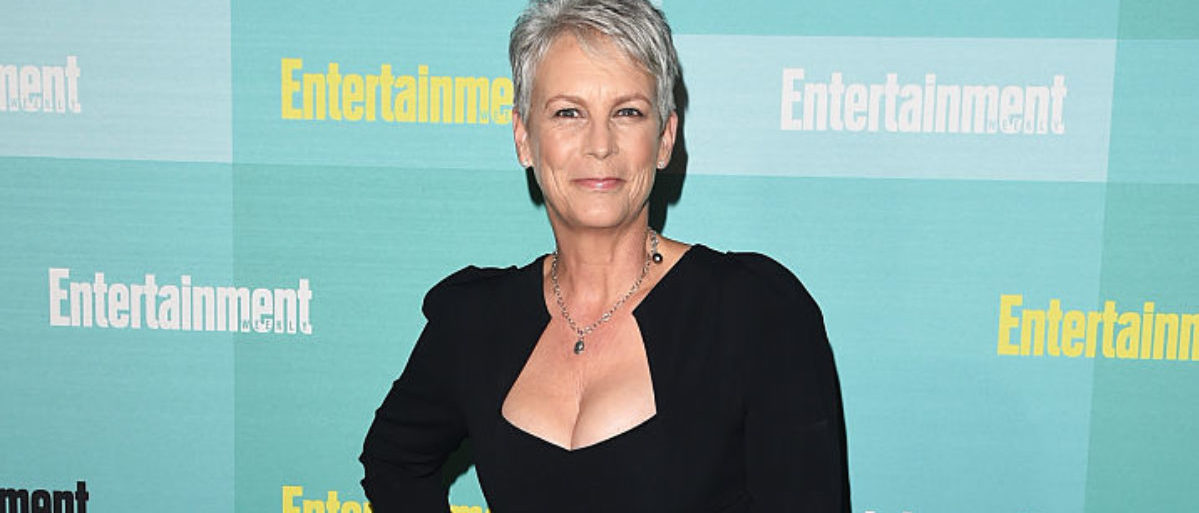 SAN DIEGO, CA - JULY 11: Actress Jamie Lee Curtis attends Entertainment Weekly's Comic-Con 2015 Party sponsored by HBO, Honda, Bud Light Lime and Bud Light Ritas at FLOAT at The Hard Rock Hotel on July 11, 2015 in San Diego, California. (Photo by Jason Merritt/Getty Images for Entertainment Weekly)