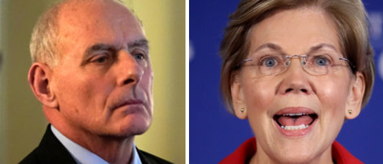 John Kelly Called Elizabeth Warren 'An Impolite Arrogant Woman' In Email Aft...