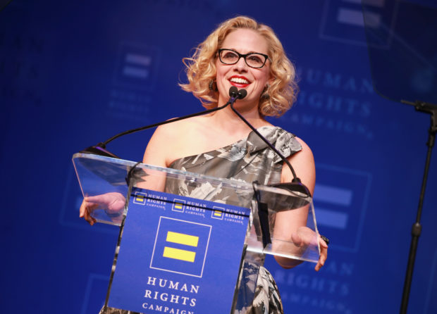 (Photo by Rich Fury/Getty Images for Human Rights Campaign (HRC))