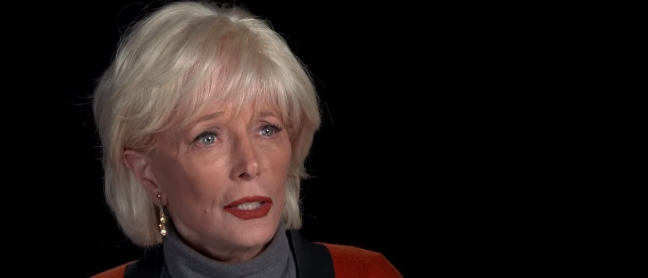 """Leslie Stahl talks about her interview with President Donald Trump on """"60 Minutes Overtime"""" on CBS, which aired Sunday, Oct. 14, 2018. (Photo: Screenshot/CBS/YouTube)"""