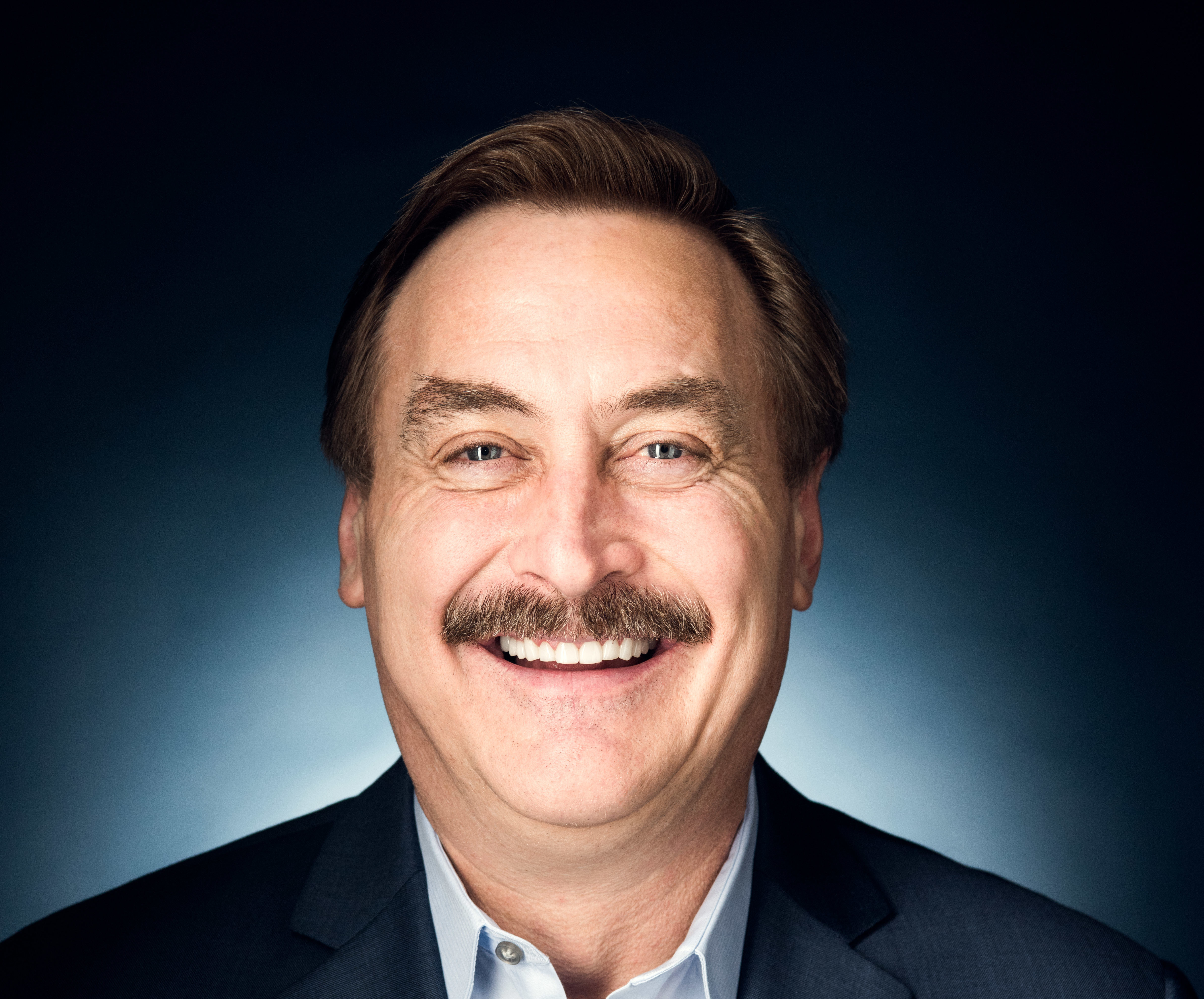 Mike Lindell founded MyPillow in 2004. Photo courtesy of MyPillow