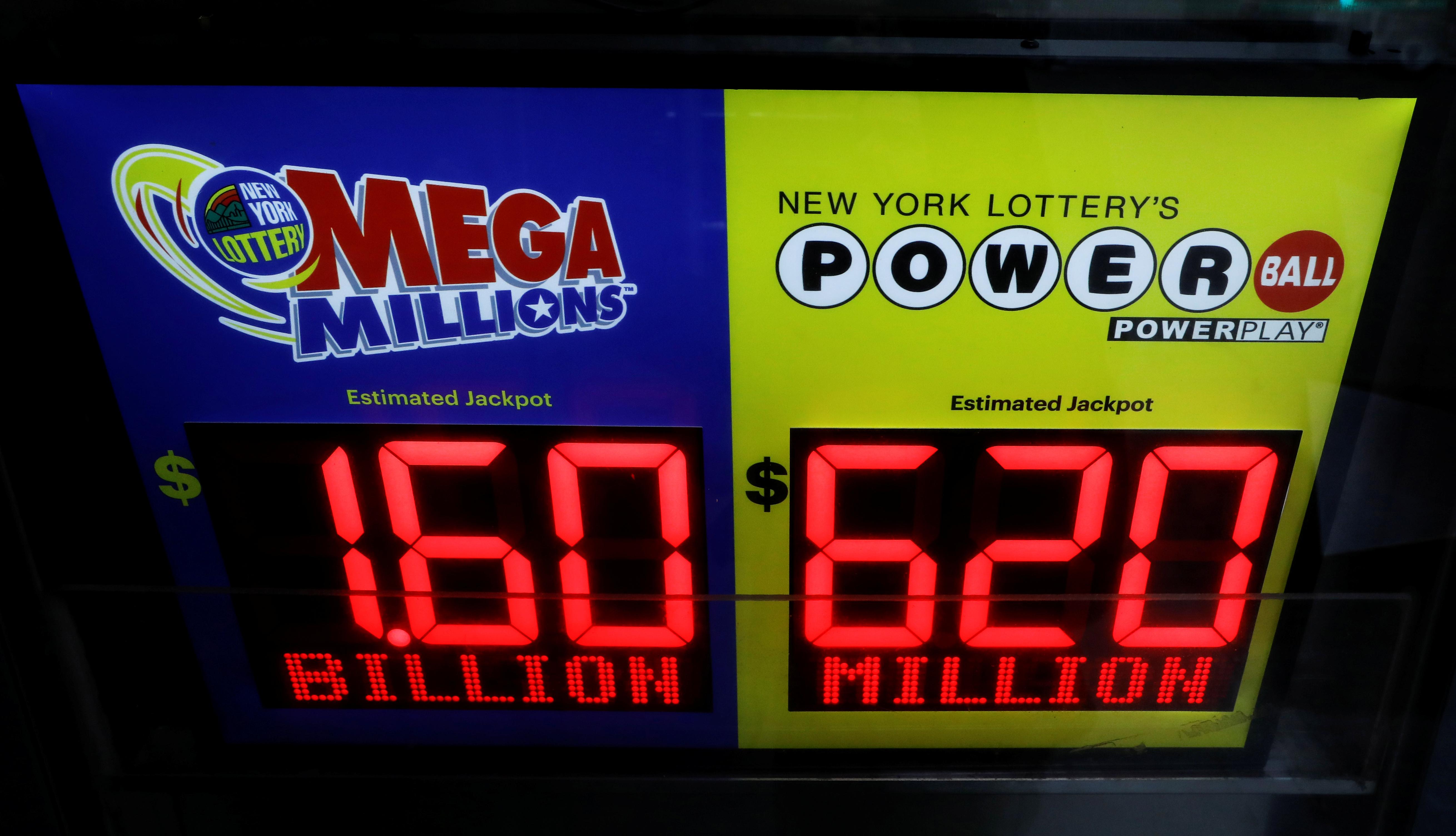 Megamillion Lottery