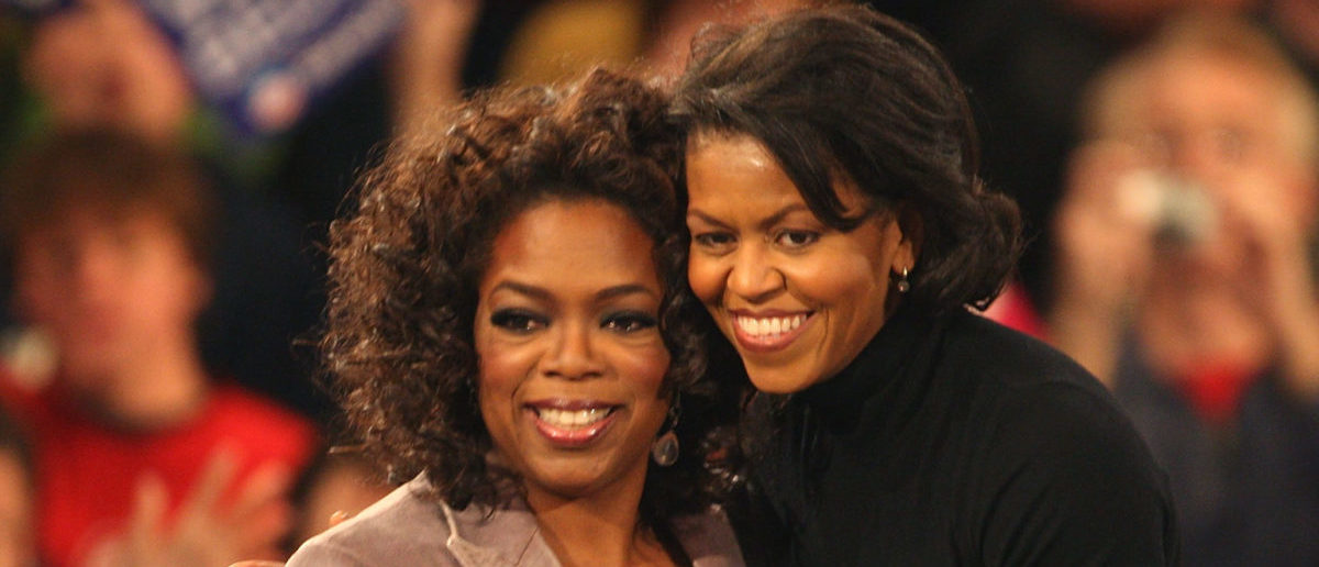 Oprah And Michelle Obama Have Shockingly High Odds To Be The 2020 Democratic Nominee