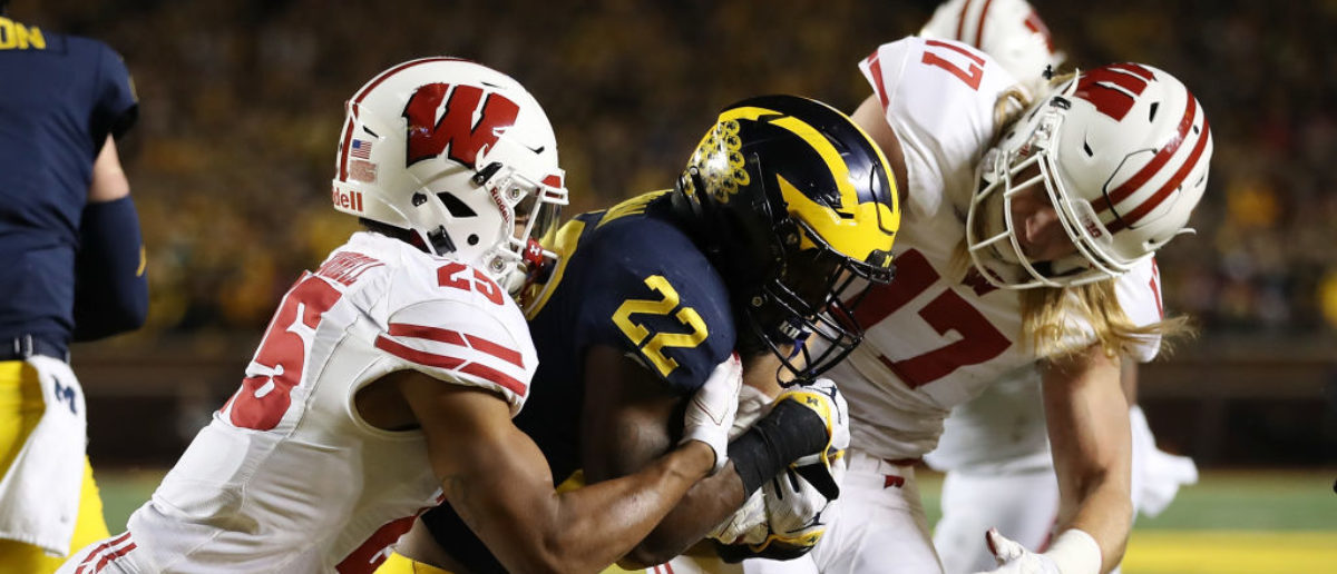 The Fans Really Let Me Have It After Michigan Upset Wisconsin. Here Are The Best...
