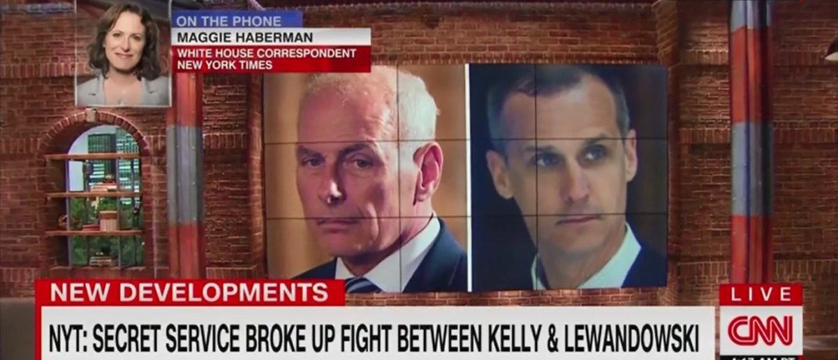 New York Times' Maggie Haberman: Oval Office Incident Speaks To 'John Kelly's Temper'