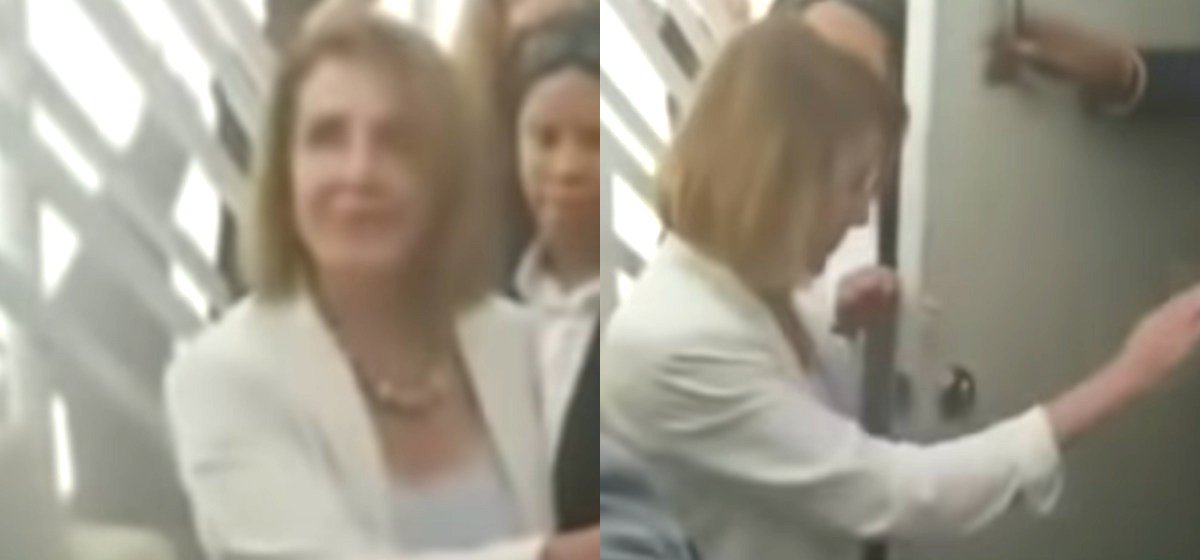 Pelosi Mobbed By Anti-Communist Cuban Immigrants In Florida
