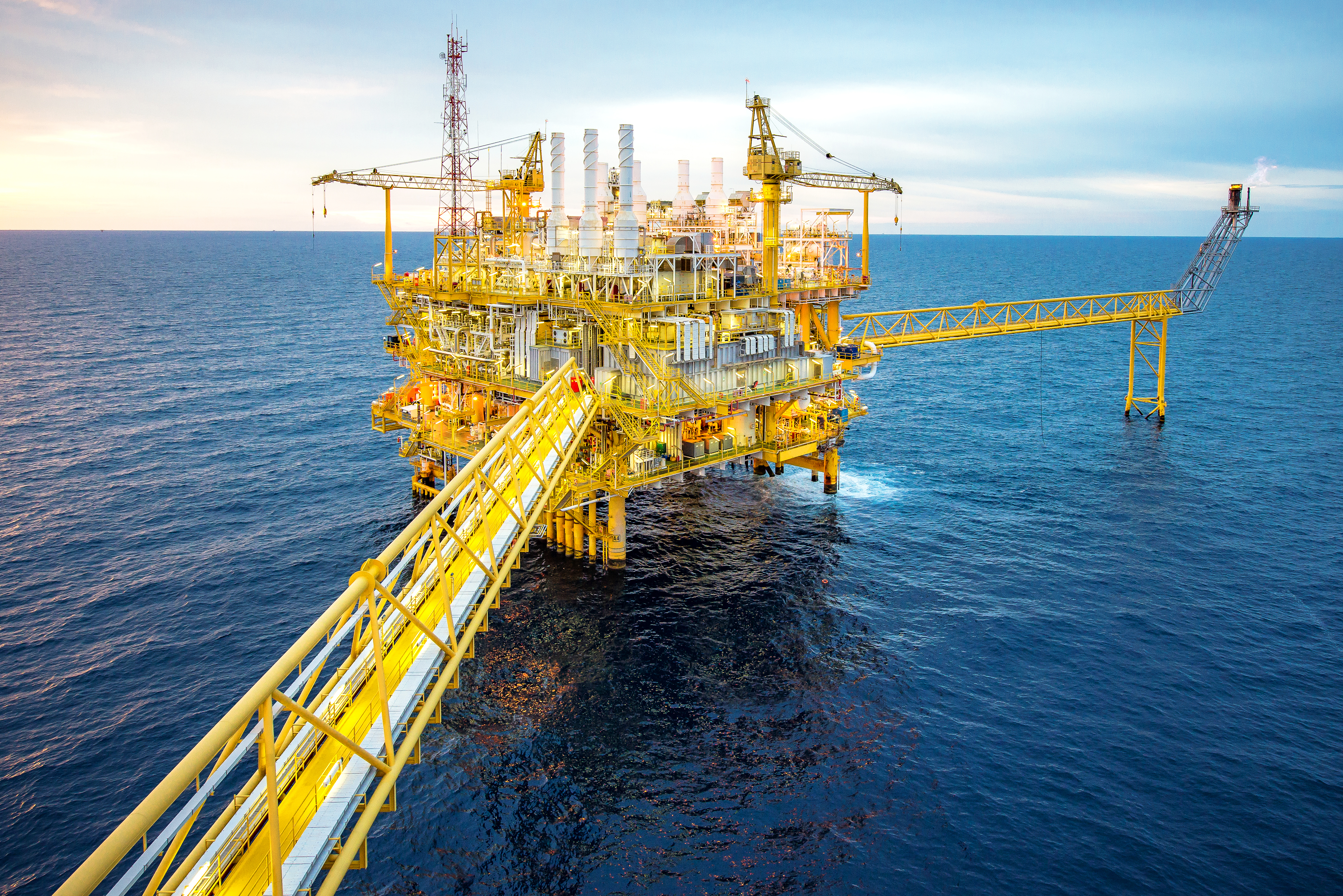 Oregon Offshore Drilling. Shutterstock
