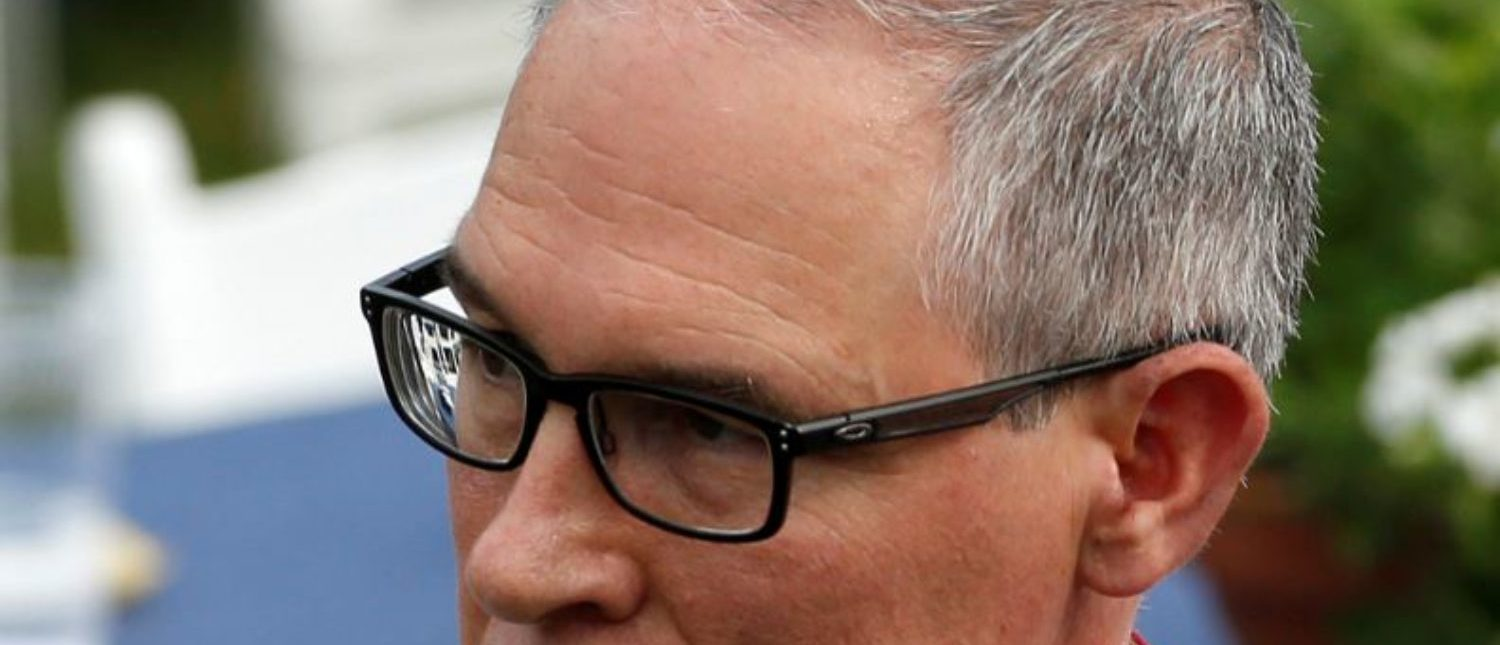 EPA Should Recover More Than $124,000 From Scott Pruitt's Air Travel, OIG Finds