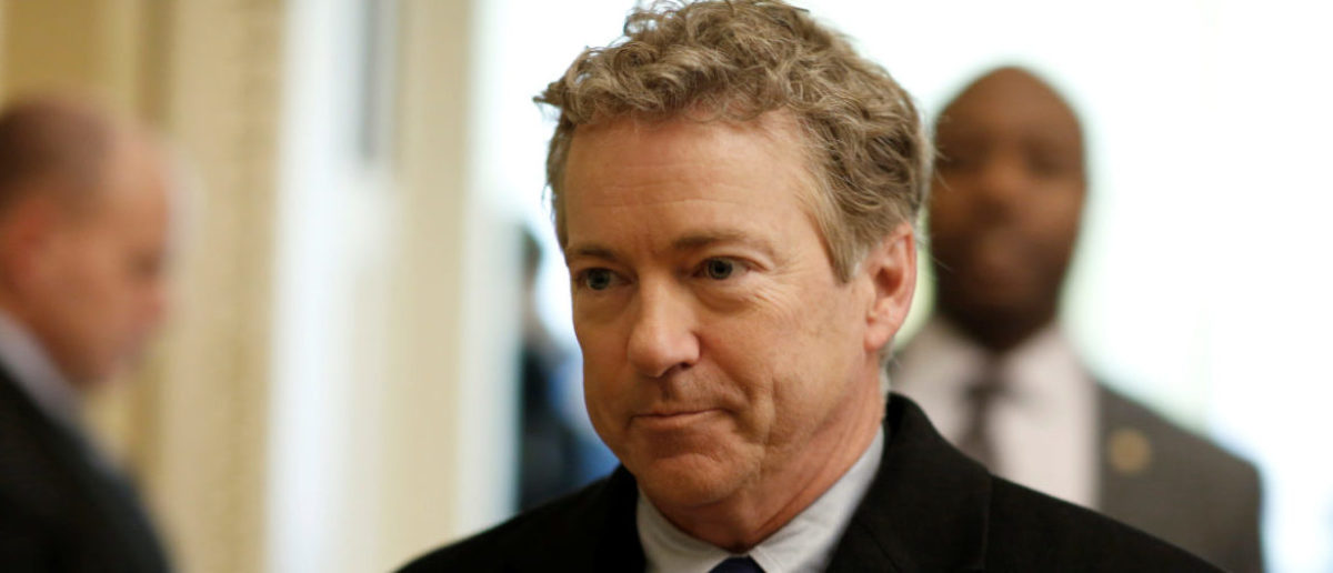 Rand Paul Smokes The Weekly Standard: 'Good Riddance' | The Daily Caller