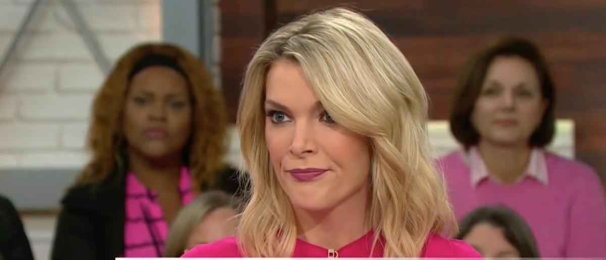 Megyn Kelly (NBC Screenshot: October 1, 2018)