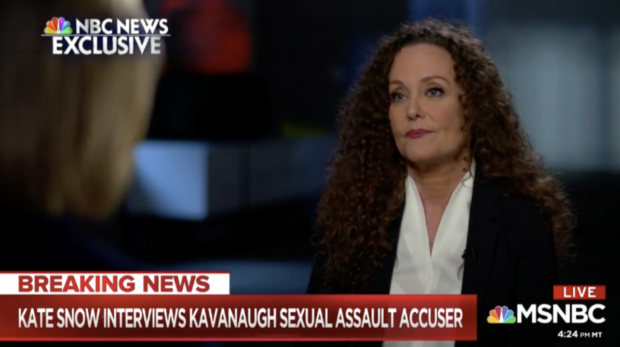Julie Swetnick and Kate Snow interview (MSNBC 10/1/2018)