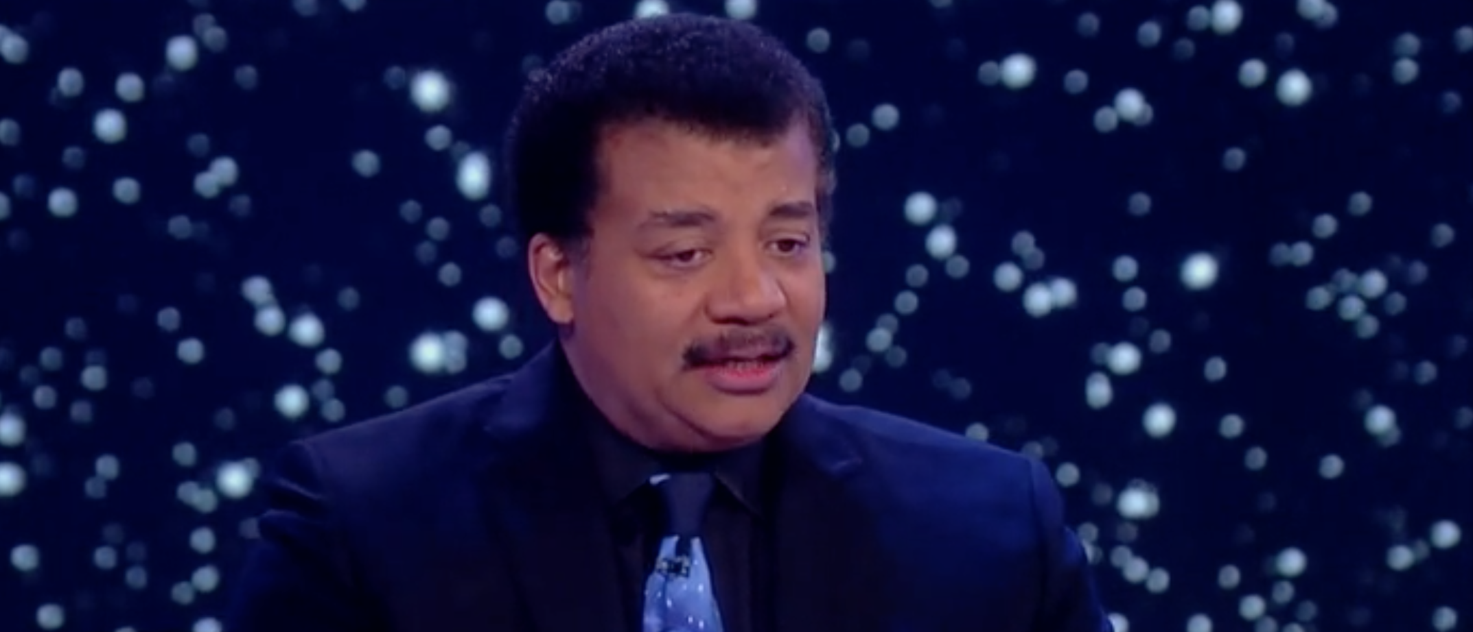 Neil DeGrasse Tyson Drops Bomb On 'The View' — Says 'I Don't Object' To A Space Force