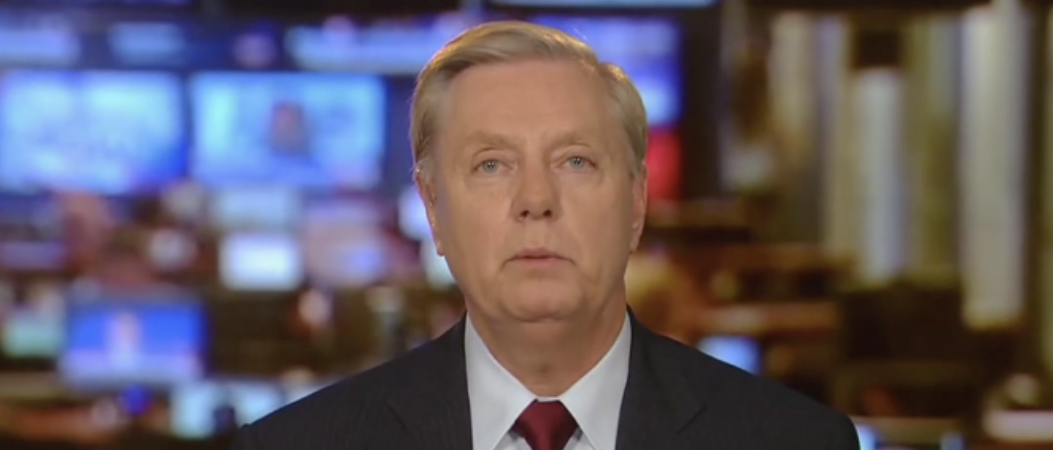 Graham: 'Going Low Is A Step Up' For The Democratic Party