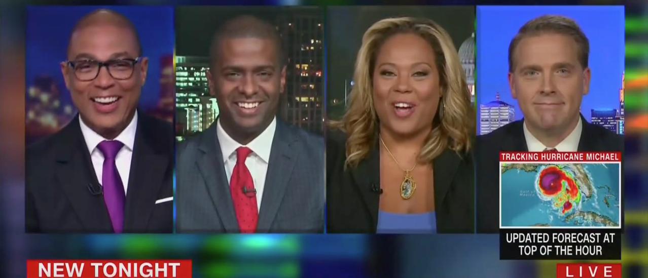 CNN Panel Calls Kanye West 'Token Negro,' Mocks Mental Health Issues
