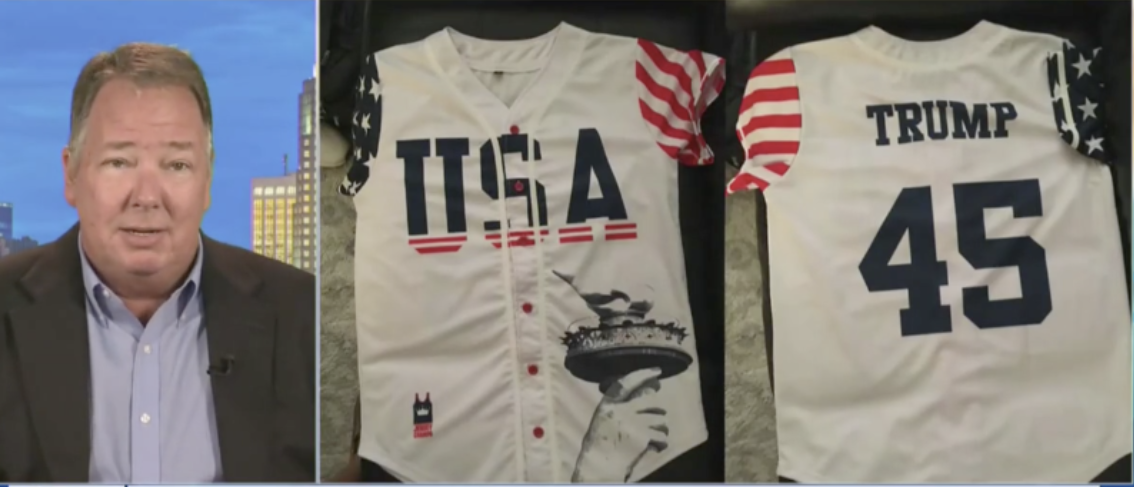 NC High School Student Forced To Take Off 'TRUMP' Jersey At Patriotic-Themed...