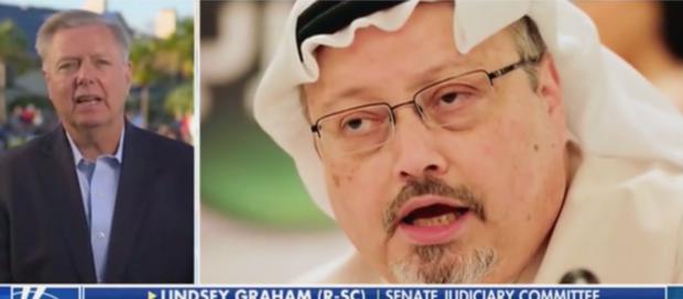 "Sen. Lindsey Graham appears on ""Sunday Morning Futures,"" 10/21/18/Screenshot"