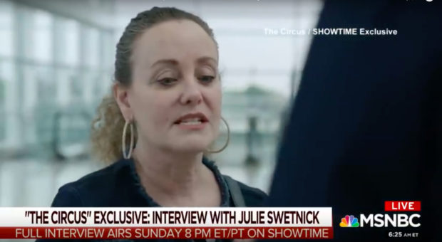 Julie Swetnick Becomes First Accuser To Speak On Camera | Morning Joe | MSNBC/ YouTube