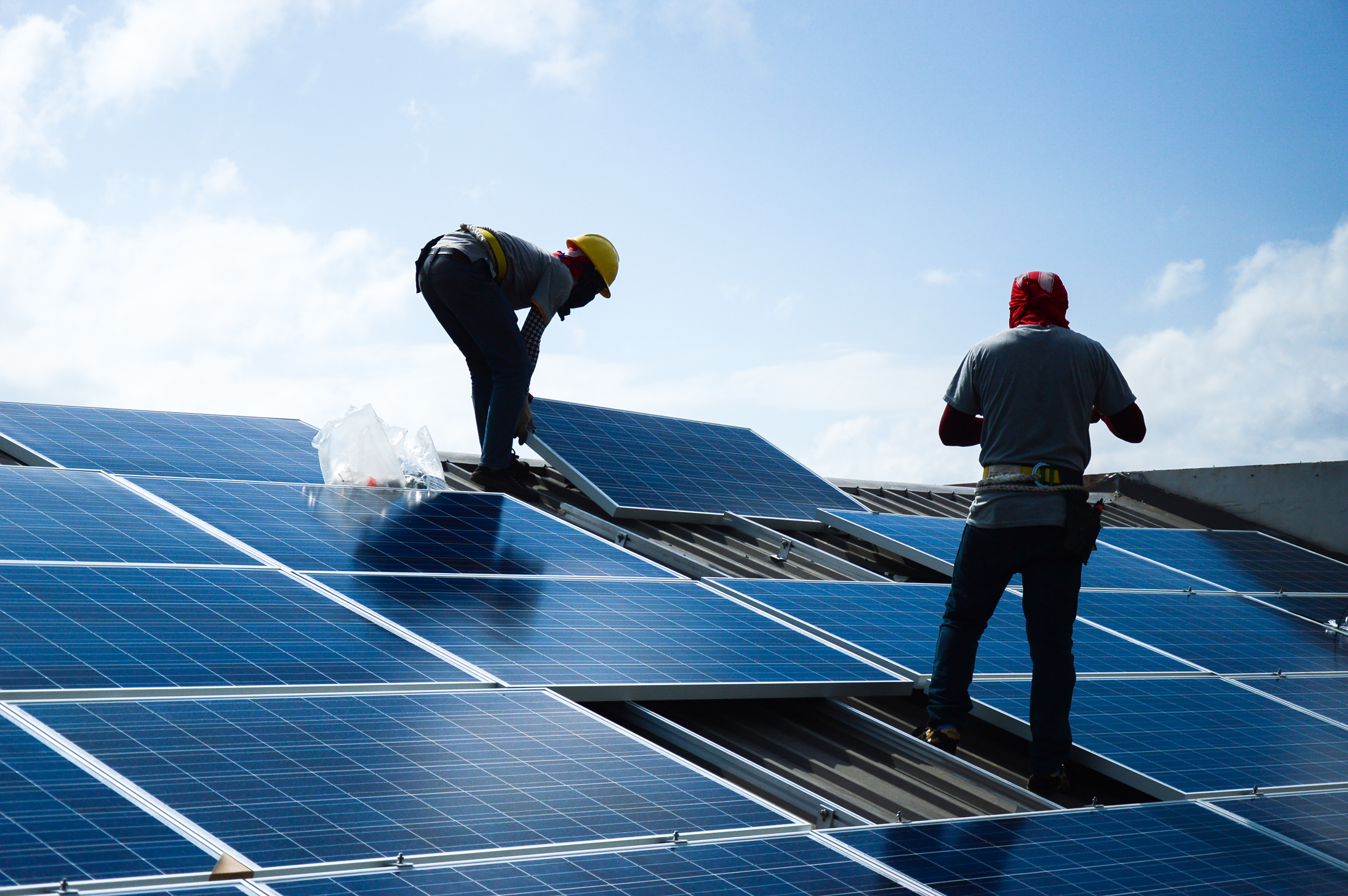 Solar Power Mandate. Shutterstock