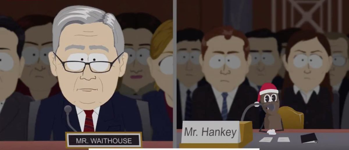 'South Park' Will Tackle The Kavanaugh Hearings In New Episode. Check Out The Hilarious Preview