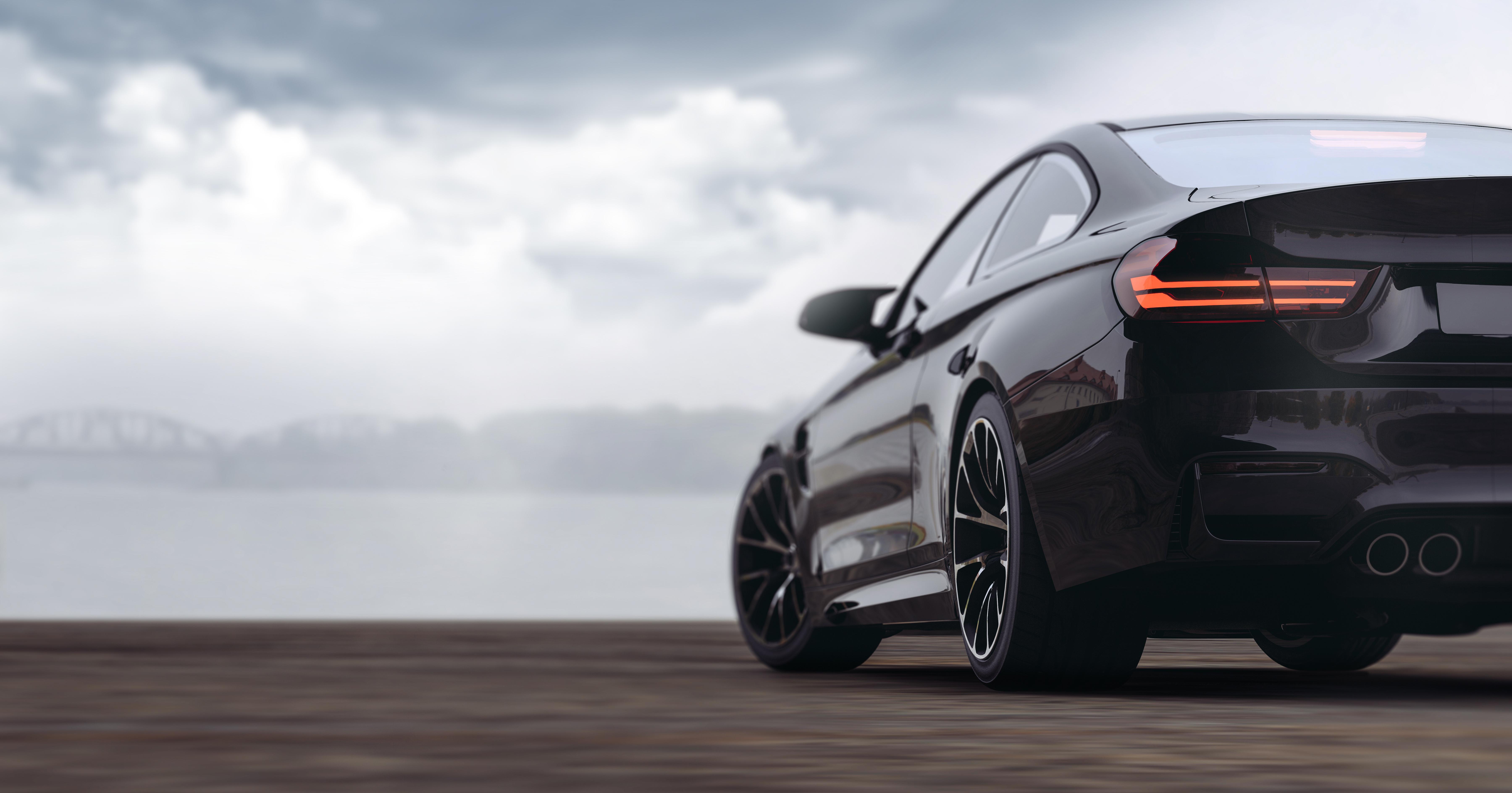 Sport Car. Shutterstock