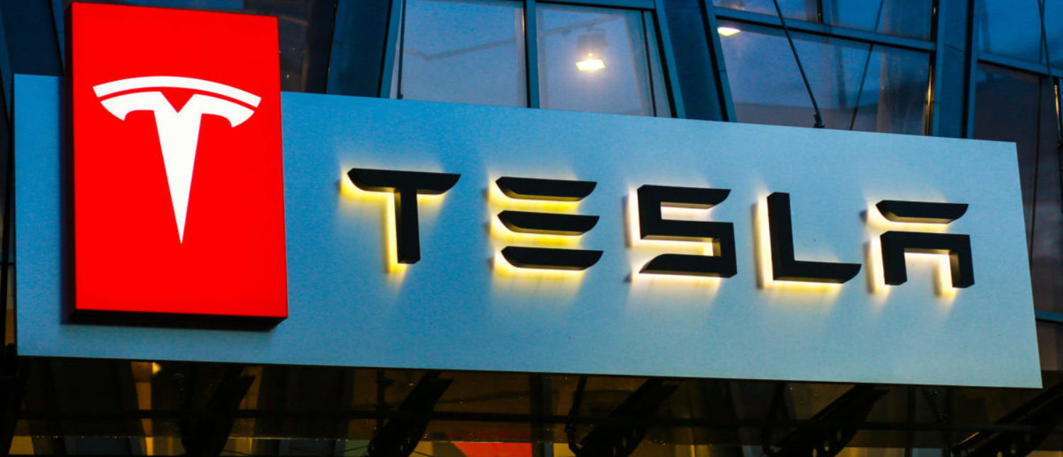 Tesla meets production targets, but struggles with deliver. Shutterstock