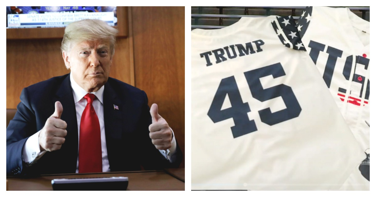 Principal Replaced After Making A Student Take Off His Trump Jersey At A Patriot...