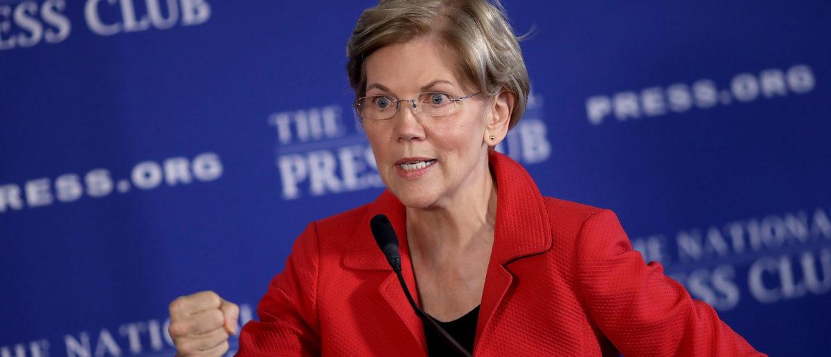 Elizabeth Warren Celebrates Indigenous Peoples Day Instead Of Columbus Day