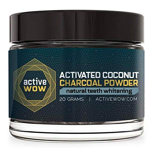 Normally $30, this teeth whitening charcoal powder is 33 percent off (Photo via Amazon)