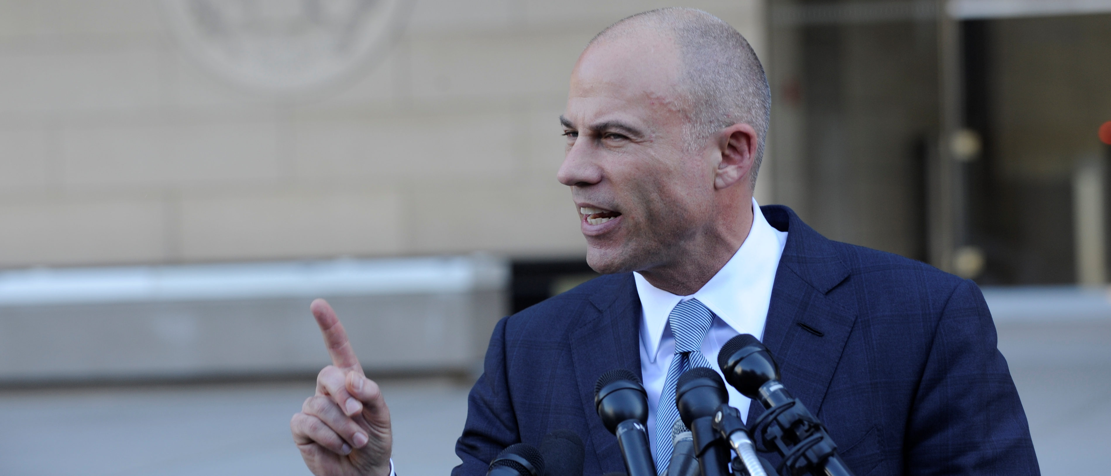 Avenatti Gets Arrested, And Suddenly Due Process Is Back In Vogue