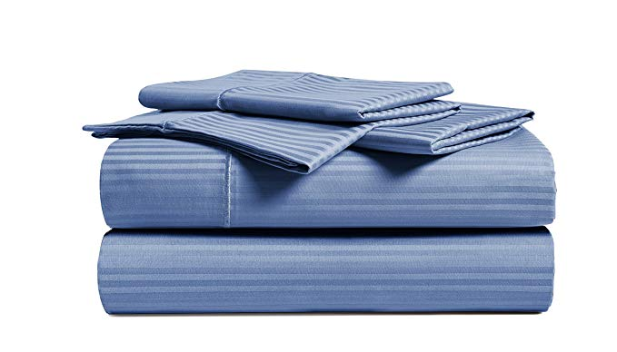 Normally $55, this sheet set is 25 percent off today (Photo via Amazon)