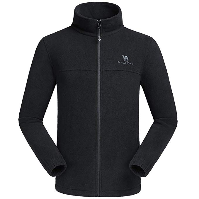 Normally $30, this #1 new release fleece jacket is 50 percent off with this code (Photo via Amazon)