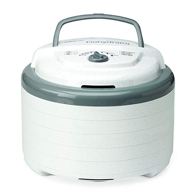 Normally $90, this food dehydrator is 35 percent off (Photo via Amazon)