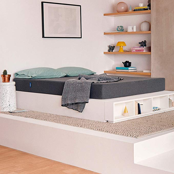 Normally ranging from $350 to $725, these mattresses are 20 percent off in all sizes (Photo via Amazon)