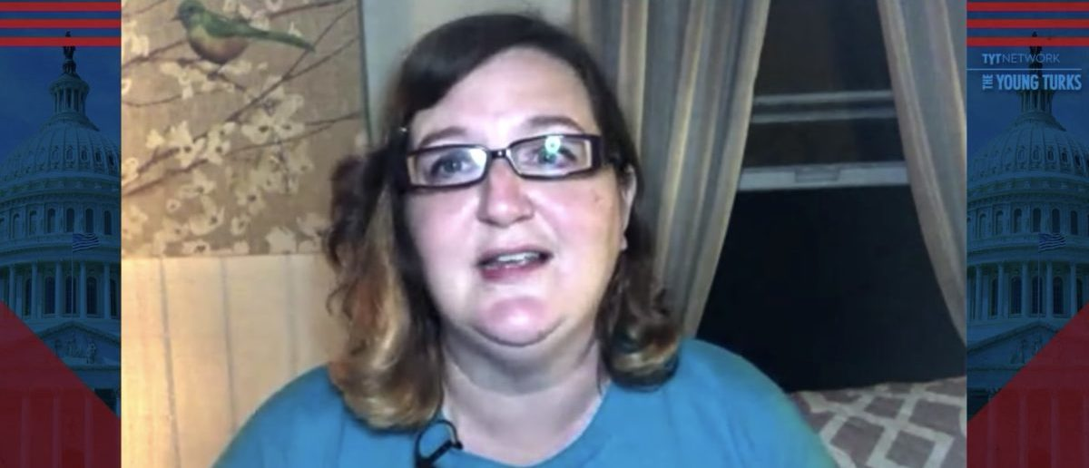 Lissa Lucas, a Democratic candidate for the West Virginia House, is a Wiccan who casts pagan spells Screenshot/YouTube