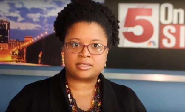 Maria Chappelle-Nadal called to resign after Facebook post calling for Trump's assassination. Screenshot/KSDK