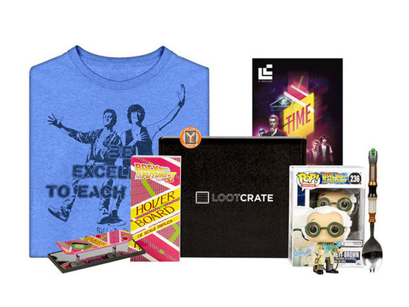 Normally $69, this 3-month subscription to Loot Crate is 33 percent off