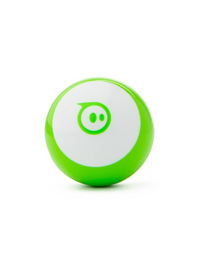 Normally $50, this app-controlled robot ball is 26 percent off in green (Photo via Amazon)