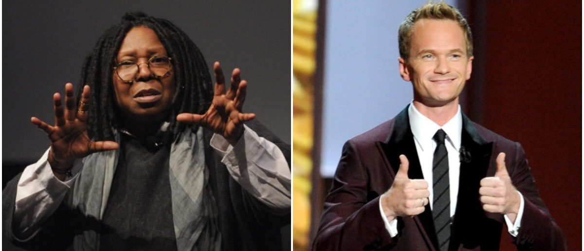 Whoopi Goldberg Admits To Discussing Sex 'Questions' With Underage Neil Patrick Harris