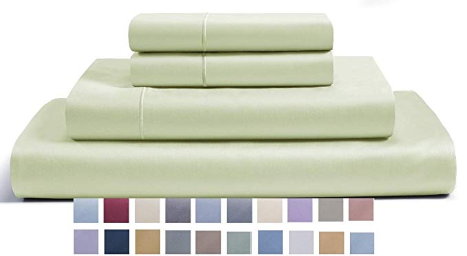 Normally $85, this #1 bestselling sheet set is 31 percent off today (Photo via Amazon)
